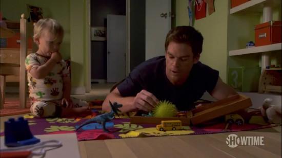 Dexter finale - fatherhood