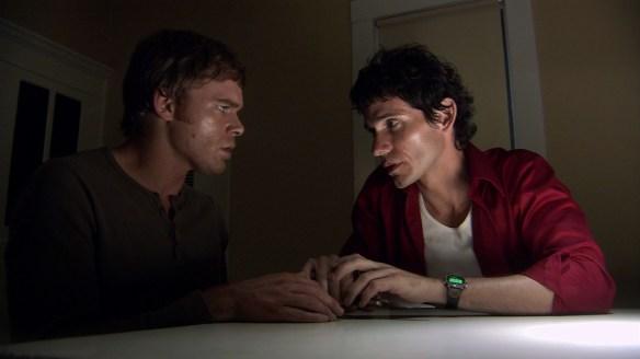 Dexter finale - season 1 b