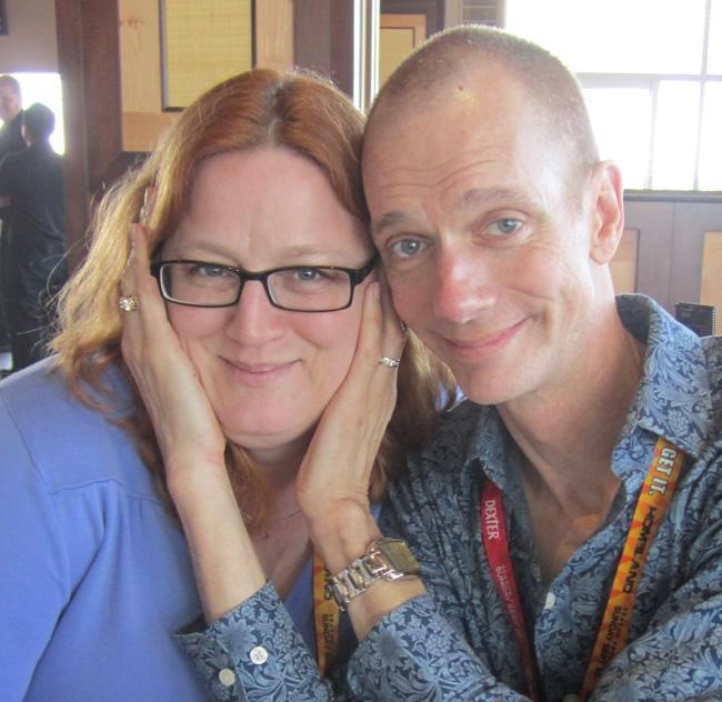 Doug and Laura