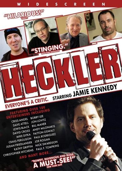 Heckler cover