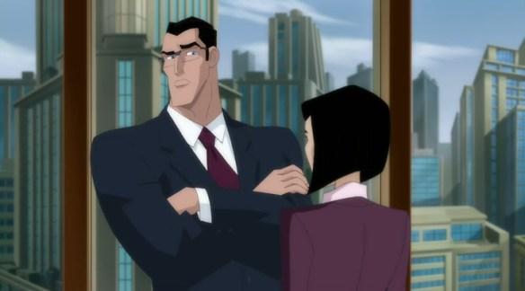 Superman Unbound Clark Kent