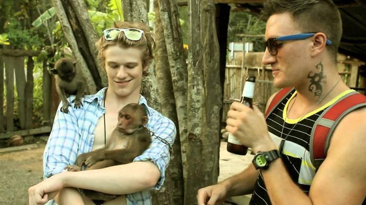 WR Beer Monkey
