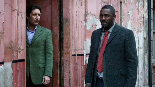 Luther and Who