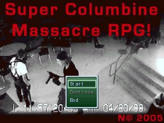 Playing Columbine 2