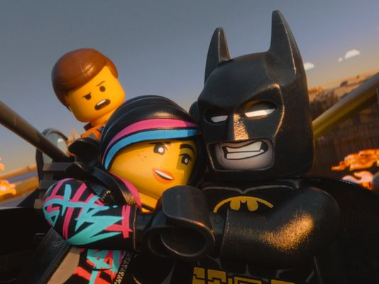 The Lego Movie 1