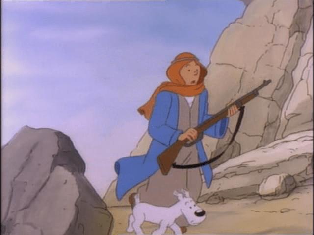 the adventures of tintin season 2 episode 11