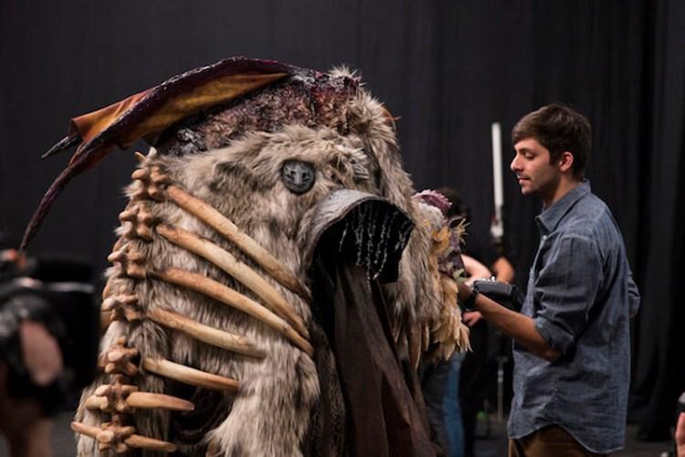 Jim Henson's Creature Shop Challenge - Season 1