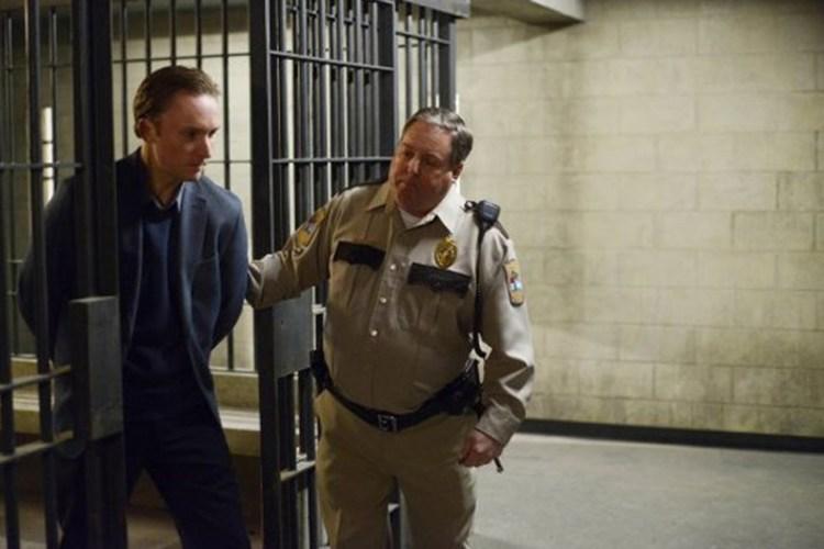 Lester's bro in jail