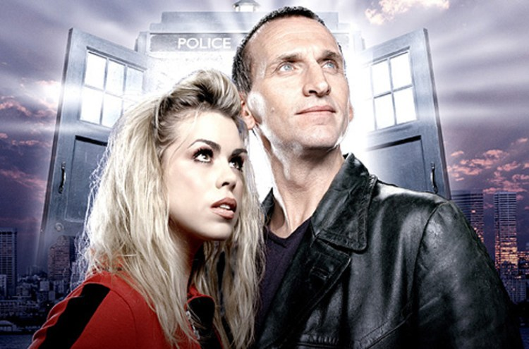 Doctor Who S1-4