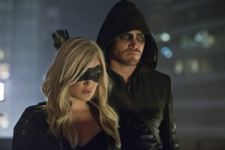 Arrow and Canary