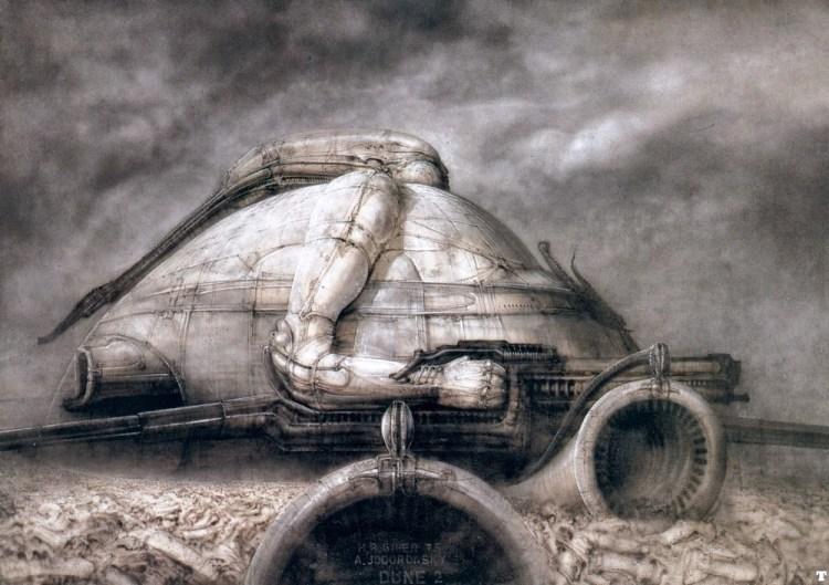 Prometheus-Dune