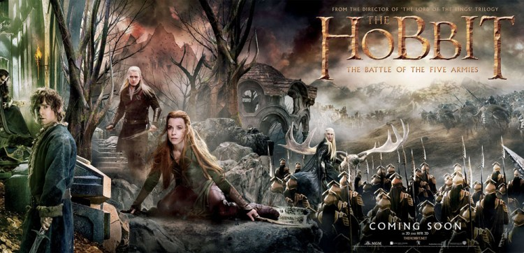 The Hobbit - Battle of Five Armies 5