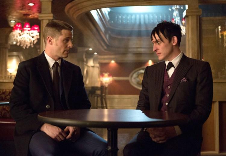 Gordon & Penguin