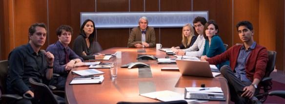 Newsroom Cast