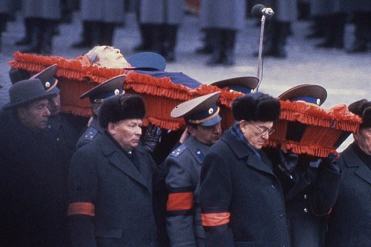 Brezhnev Funeral