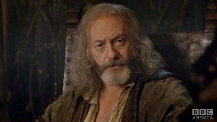 Father of Porthos