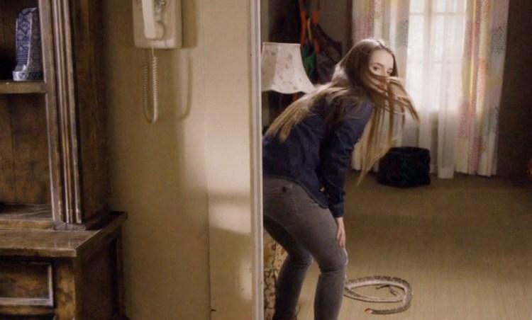 Loretta and the Headless Viper