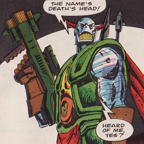 Deaths-head