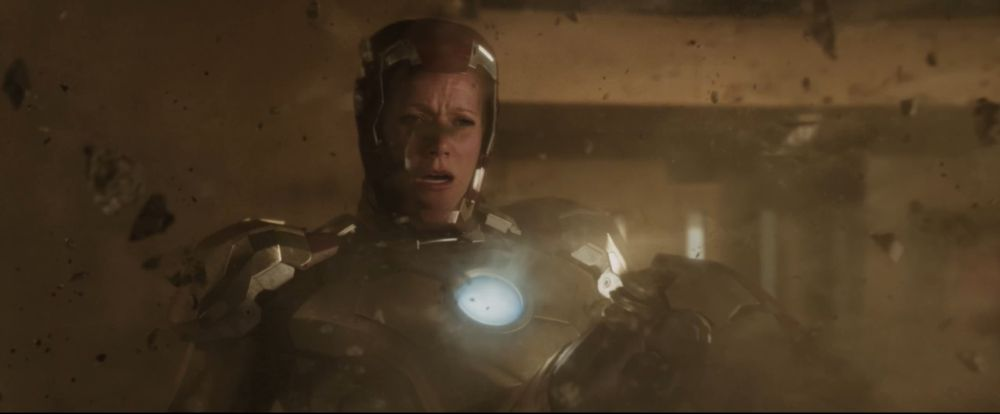 Top Ten Fight Scenes from Iron Man 1-3 - Psycho Drive-In