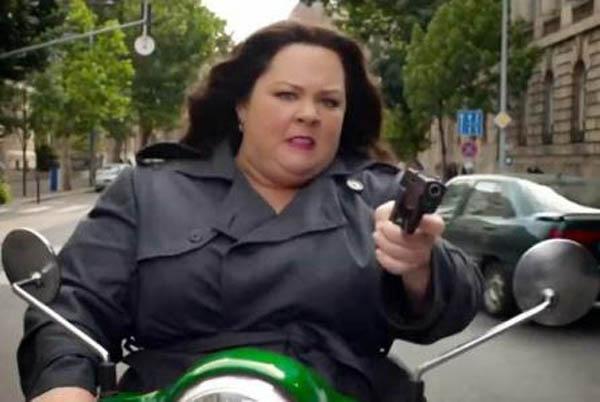 Spy Melissa McCarthy 2015