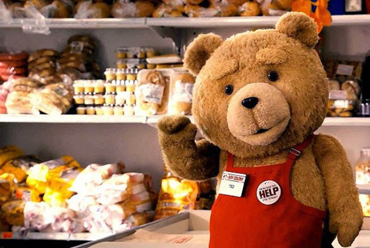 Ted 2 2015 sequel