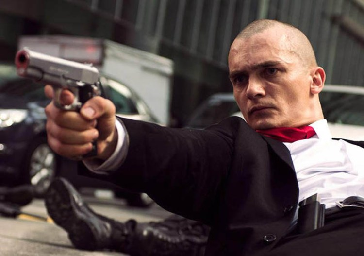 Hitman Agent 47 Rupert Friend 2015