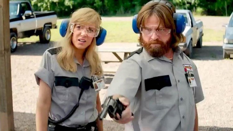 Masterminds Kristen Wiig Zach Galifianakis 2015 comedy