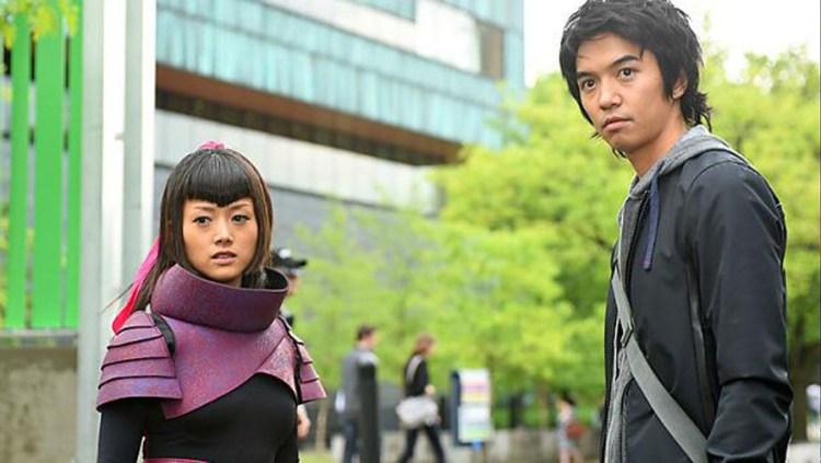 heroes reborn 1.5 miko the katana girl