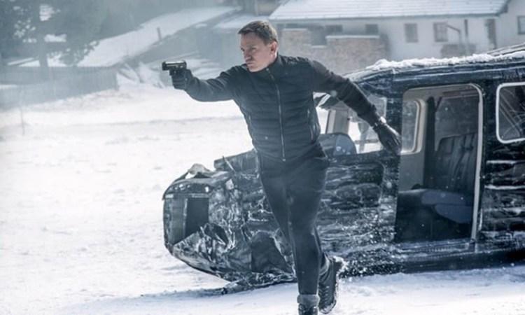 Daniel Craig Spectre