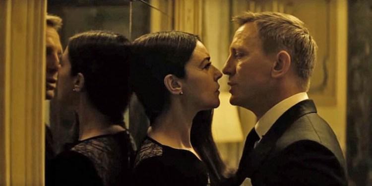 Spectre Monica Bellucci Daniel Craig