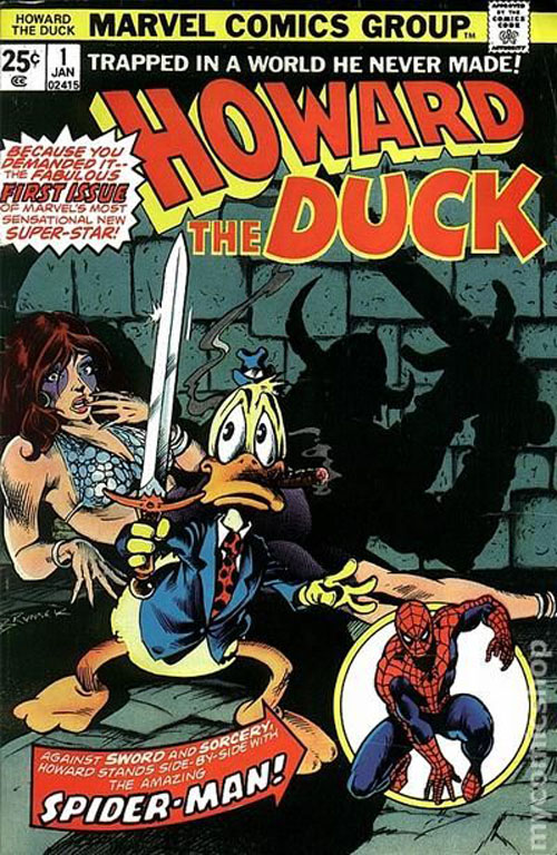 Howard-the-Duck-comic