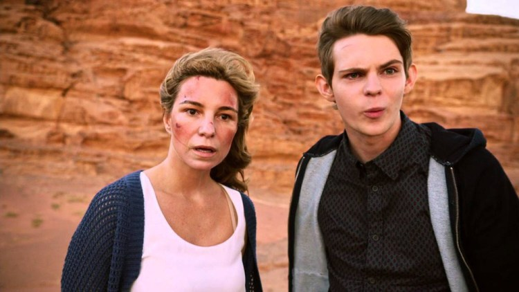 HEROES REBORN 1.12 tommy and mommy