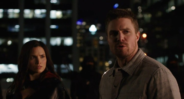 arrow sins of the father 6
