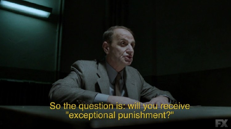 Will You Receive Exceptional Punishment