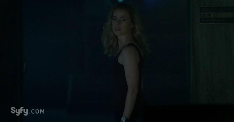 Amanda Schull Strikes a Pose