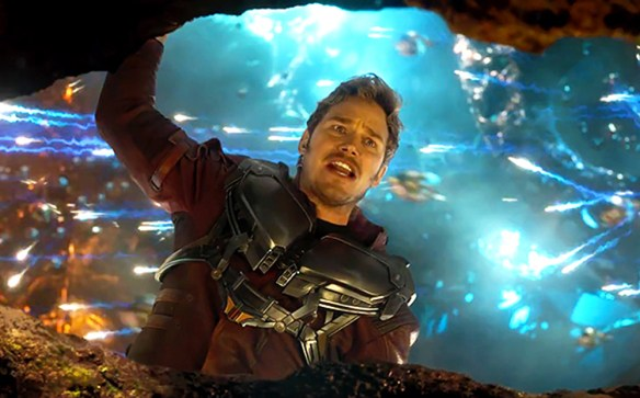 Guardians of the Galaxy Vol. 2 Teaser James Gunn (screen grab) CR: Marvel