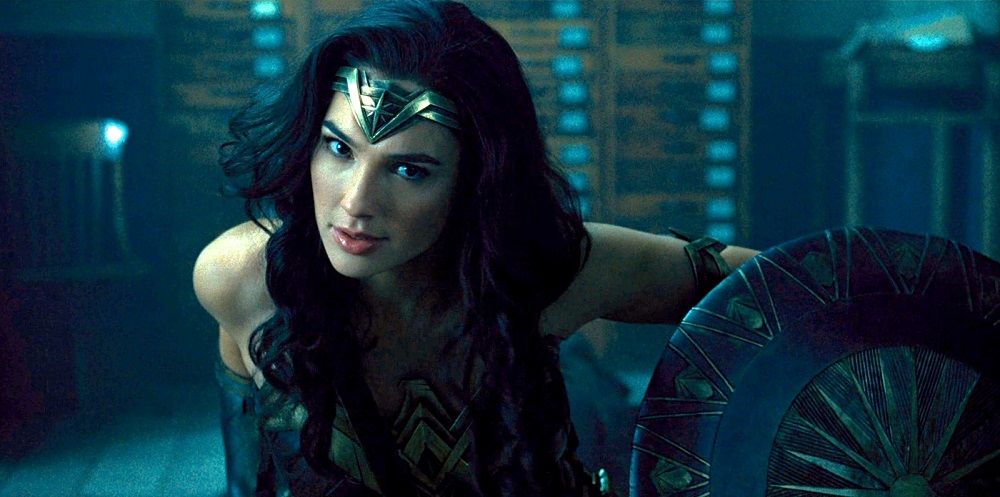 Lost In Translation 260 Wonder Woman 2017 Psycho Drive In