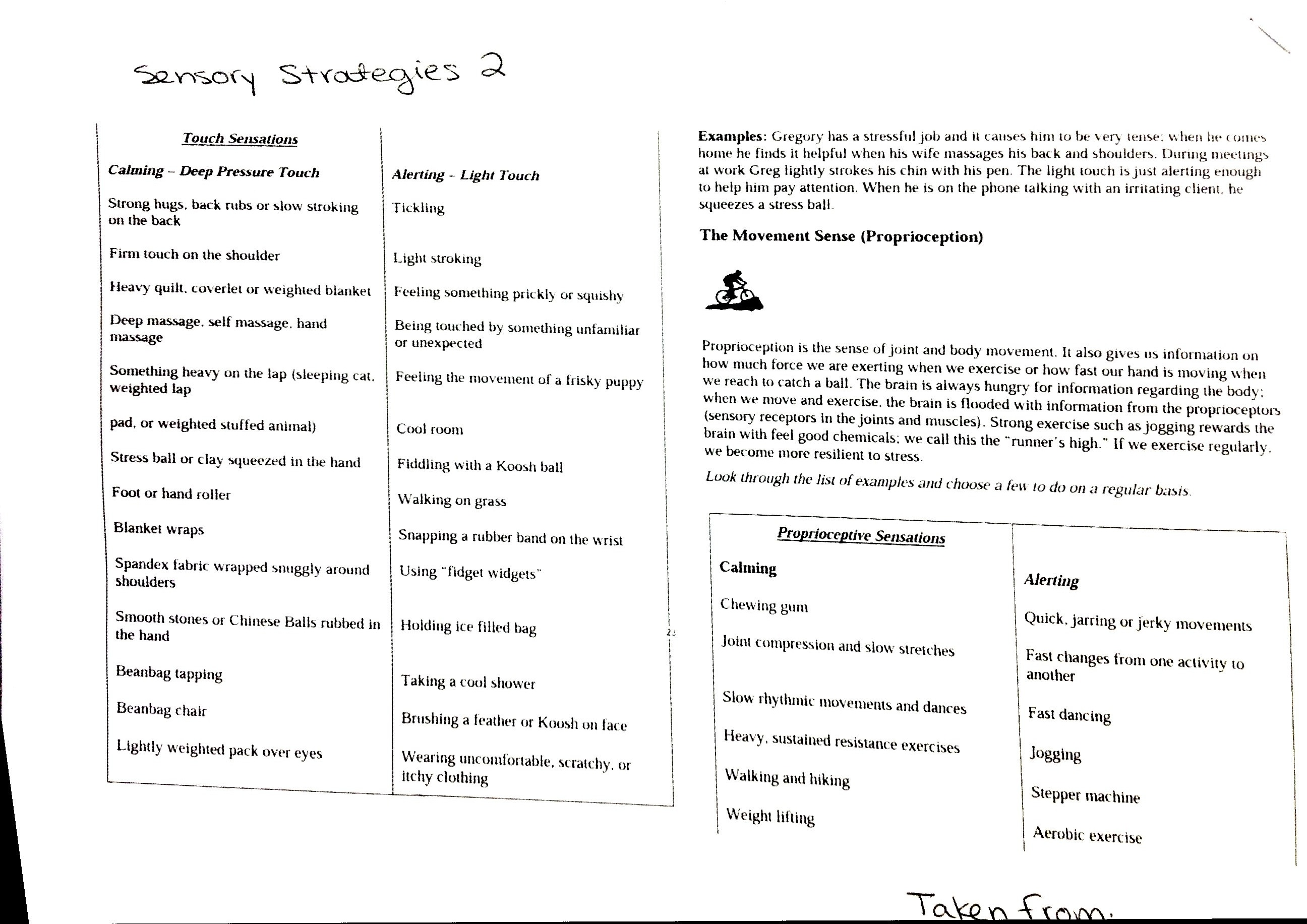 Emotional Regulation Skills Worksheet