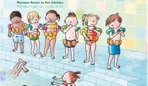 Plaatje zwemles - zwemles kan onzekerheid oproepen, help je kind hierbij