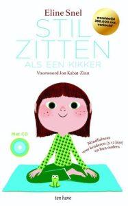 Boek Stil zitten als een kikker van Eline Snel - meditatie voor kinderen