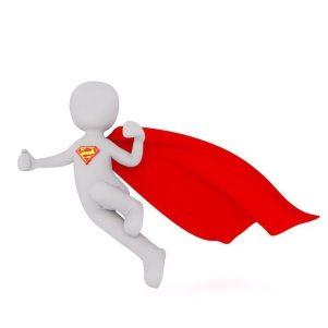 Superheld - meer zelfvertrouwen kind