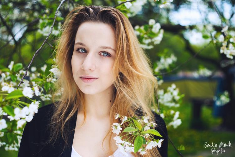 Karolina Mank, fot. Emilia Mańk