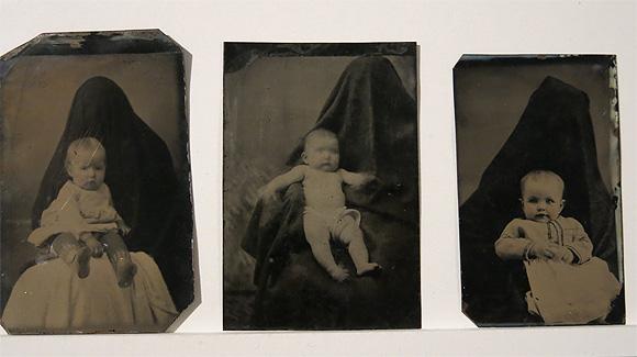 hidden mothers