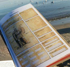 20171217_113709-1-199800860-300x195 Komiks paragrafowy - czy warto? Wilkołak i Łzy bogini Nuwy