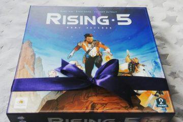 Rising 5 Runy Asteros