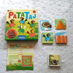 20181003_0800591319663328-300x300 GRAnatwy czwartek: PATATAJ – gra planszowa już od przedszkolaka 4+ od GRANNA.