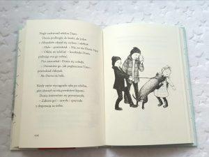 20181021_135546835126384-225x300 Dom Montessori: Szczęśliwy ten, kto dostanie Dunię – Wydawnictwo ZAKAMARKI 6+