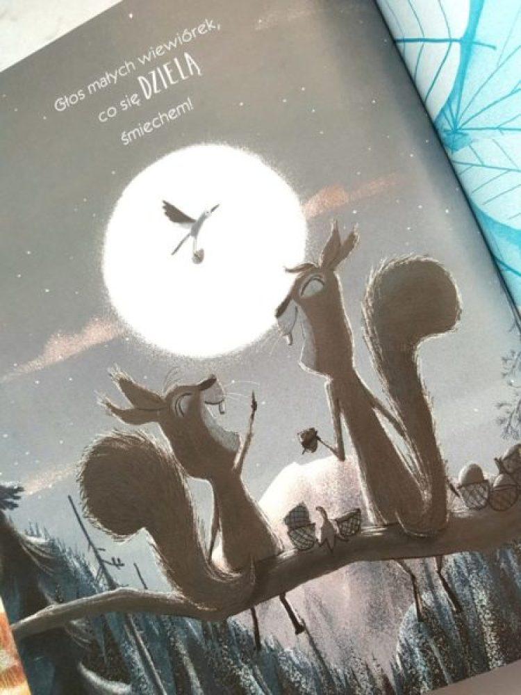 20190117_215910-2814530787 Wiewiórki, które nie chciały się dzielić – humorystyczna i mądra opowieść o sensie współpracy od Zielona Sowa 4+