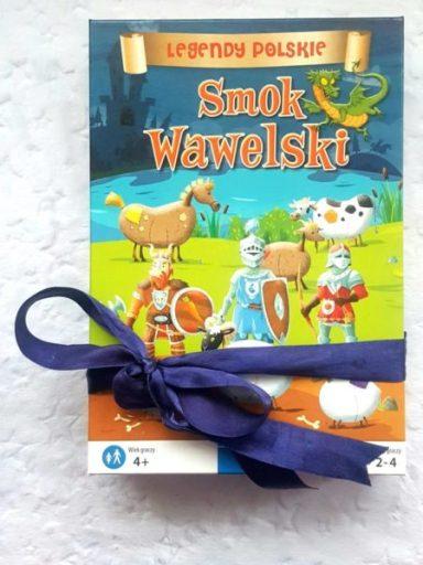 20190204_103832728985434-767x1024 GRAnatowy czwartek: Smok Wawelski - Legendy Polskie od GRANNA 4+