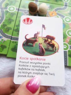 20190222_14035137649222 GRAnatowy czwartek zaprasza na rodzinną zabawę z Trefl Joker Line: O kocie w kłopocie.